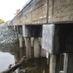 HCM Shotcrete - Rail Bridge Rehabilitation