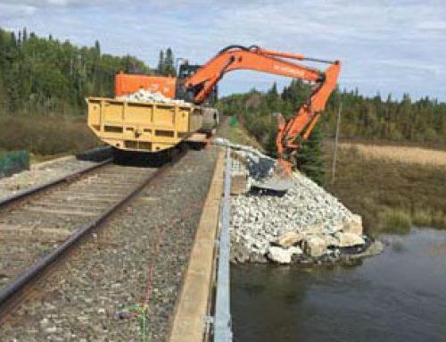 Rail Bridge Rehabilitation